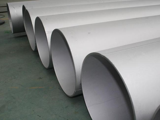 Titanium welded pipe, titanium pipe