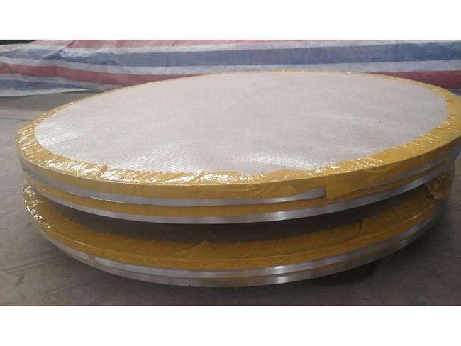 Titanium steel composite board