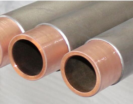 钛铜复合管