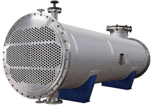 钛降膜换热器