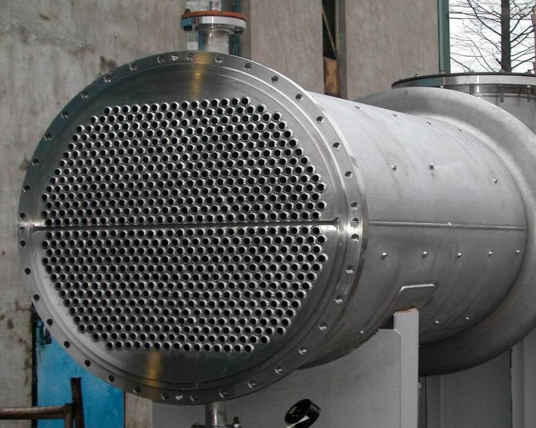 钛钢复合冷凝器
